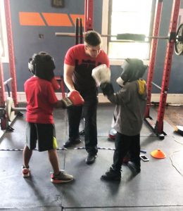 Marcus Lewkowicz | Spearmans youth development center